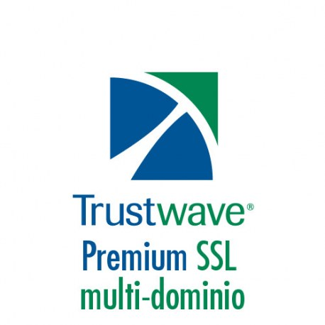 Trustwave Premium SSL multi-dominio