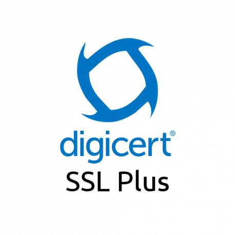 Certificato DigiCert SSL Plus per singolo dominio