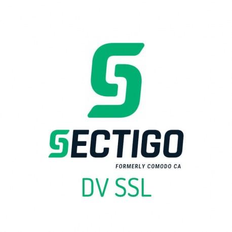 Sectigo DV SSL