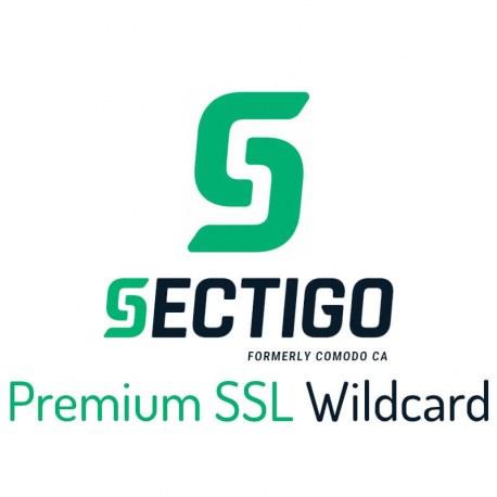 Sectigo Premium SSL Wildcard