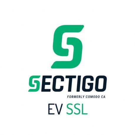 Sectigo EV SSL