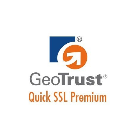 GeoTrust Quick SSL Premium