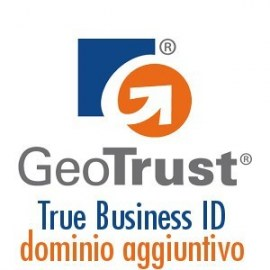 Dominio aggiuntivo Geotrust True Business ID