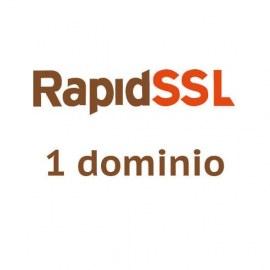 RapidSSL monodominio