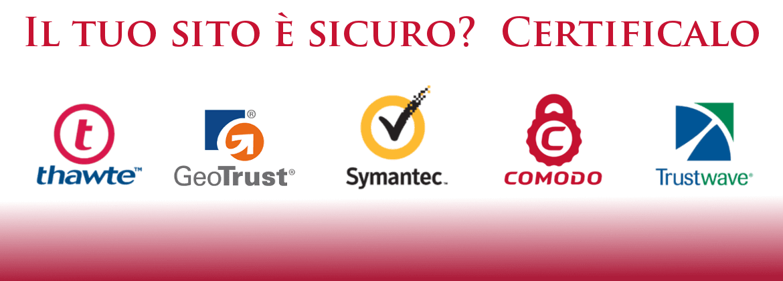 Sicurezza Web - Certifica il tuo sito con HTTPS