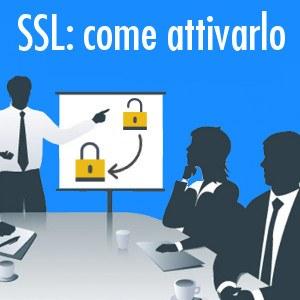 SSL: come attivarlo
